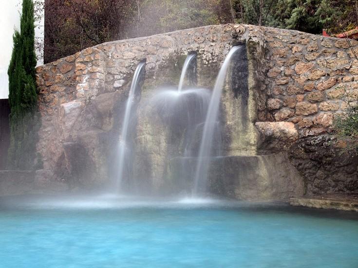Λουτρά Πόζαρ Αλμωπίας Ιαματικά νερά
