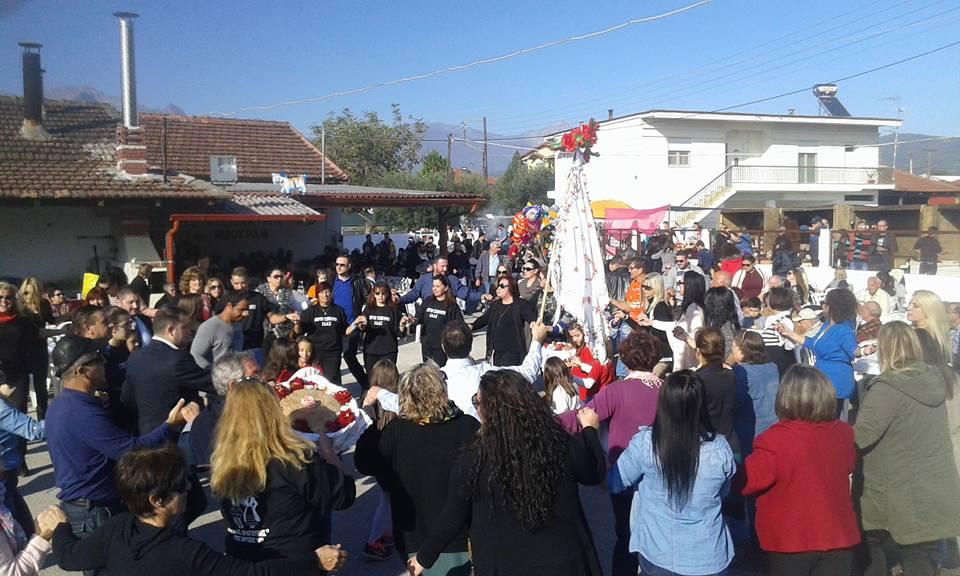 Γιορτή Τσίπουρου Ίδας
