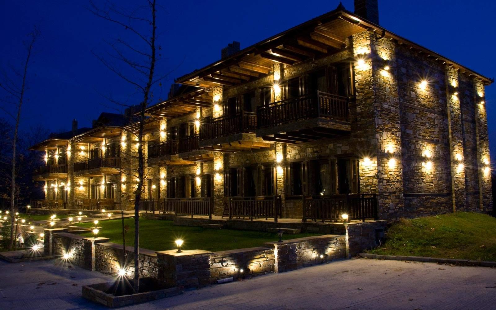 Ξενοδοχείο Θέρμες Λουτρά Πόζαρ