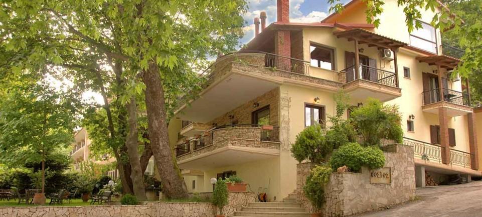Ξενοδοχείο Νόστος Λουτρά Πόζαρ